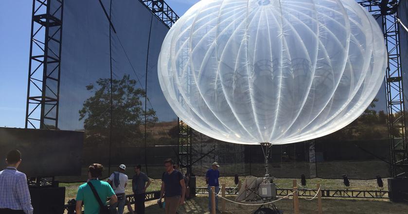 Internet z balonów – Projekt Loon rozwijany w tajemniczej spółce X należącej do Alphabetu