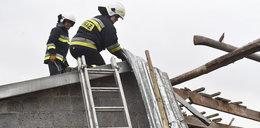 Załamanie pogody w Małopolsce. Setki interwencji strażaków