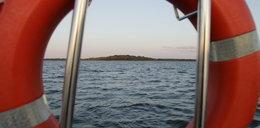 Drugi wypadek. Na łodzi na jeziorze Kisajno doszło do wybuchu. Było na niej 8 osób, w tym dzieci. 2 są ranne
