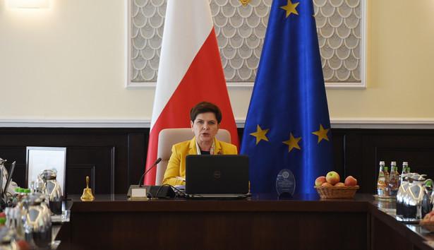 """""""To było techniczne, robocze spotkanie na temat współpracy między ministerstwami, chodziło o usprawnienie tej współpracy"""""""