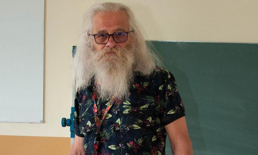 Prof. Jacek Klawe, specjalista fizjologii i zdrowia publicznego, epidemiolog z Collegium Medicum Uniwersytetu Mikołaja Kopernika w Bydgoszczy