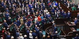 Sejm uczcił pamięć Piotra S. Co zrobiła Krystyna Pawłowicz?