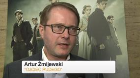 """""""Kamienie na szaniec"""": Artur Żmijewski o filmie"""