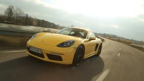 Porsche 718 Cayman 2.0 – sport dla początkujących? | TEST