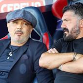 FOTOGRAFIJA KOJA JE ODUŠEVILA ITALIJU Gatuzo otišao do Mihajlovića i pokazao KLASU:Ovo je fudbal koji se nama dopada