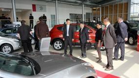 Sprzedaż aut w Polsce w styczniu 2010 r.