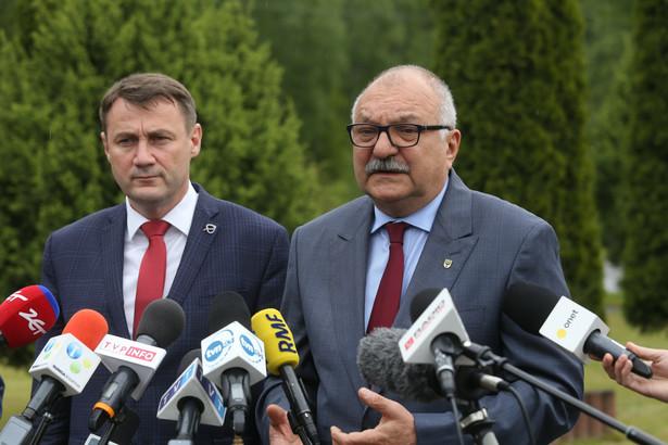 Martin Puta i Cezary Przybylski