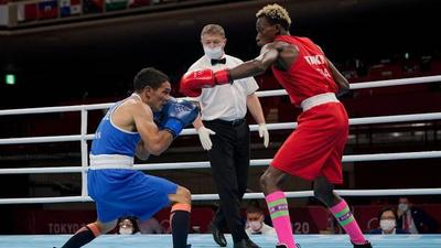 Tokyo 2020: Ghana guaranteed first medal as Samuel Takyi qualifies for featherweight semis