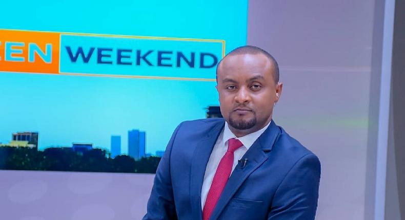 Citizen TV's Fred Indimuli. Fred Indimuli quits hosting Day Break on Citizen TV.