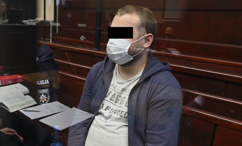 Jakub A. stanął przed sądem