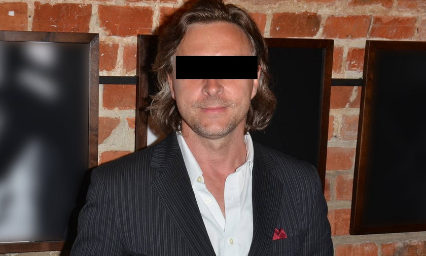 Bartłomiej M., aktor i były polityk, podejrzany o gwałt na trzech nastolatkach zatrzymany.