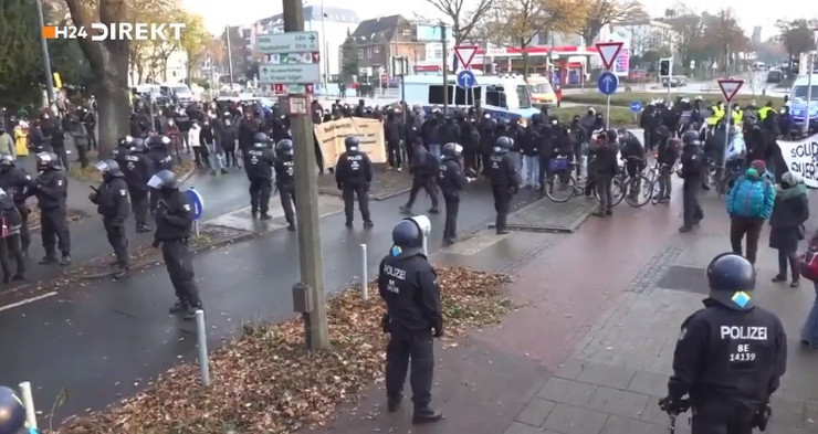 Bremen nemačka policija