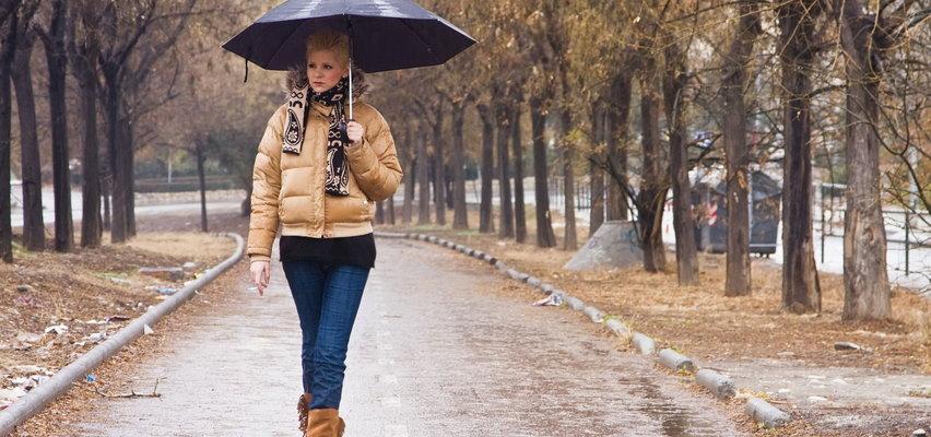 Prognoza pogody na weekend. Chłód i przelotne opady deszczu