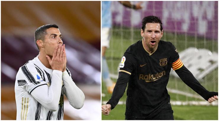Ronaldo - Mesi