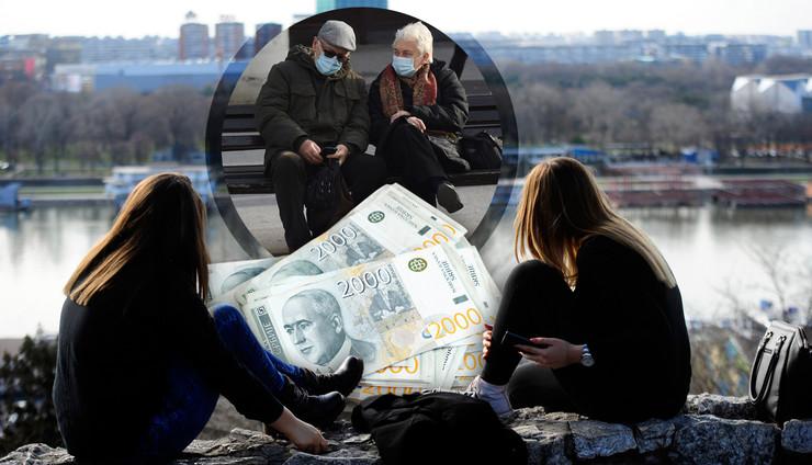 mladi stari dinari kombo RAS Dusan Milenkovic, Nenad Mihajlovic, Shutterstock