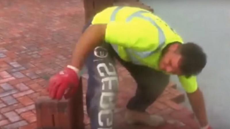 Najszybszy robotnik świata?