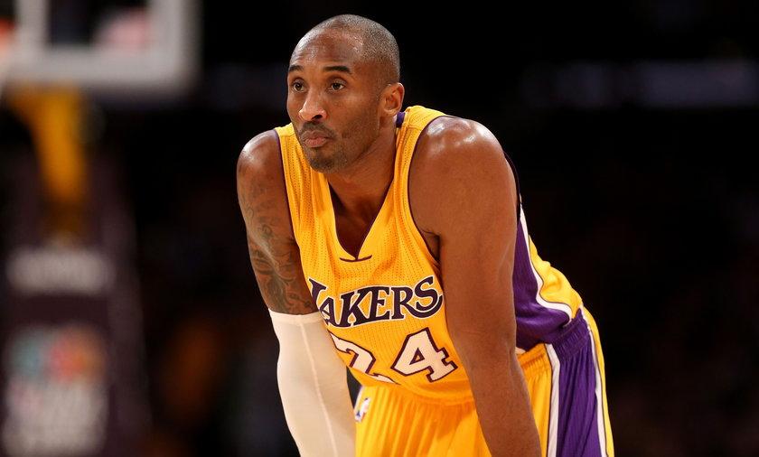 Kibice chcą umieszczenia Kobe Bryanta w logo NBA