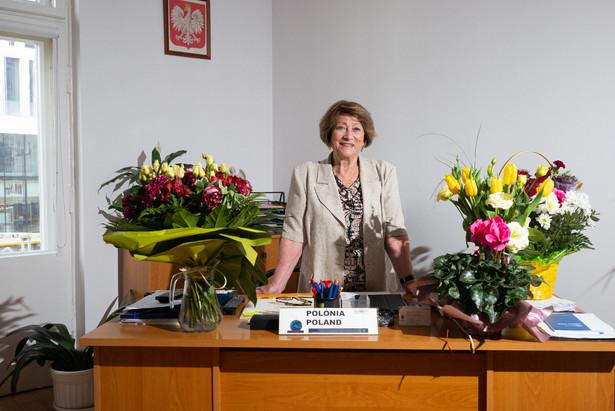 Barbara Borys-Damięcka Fot. Maksymilian Rigamonti