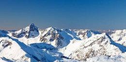 Siedem osób zginęło w Alpach. Weszli na amatorski szlak