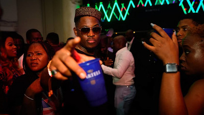 Martell delivers an unparalleled party experience at the AMVCA afterparty