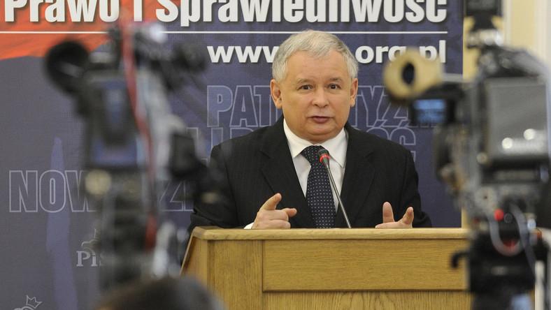 Szef PiS zapowiada rozliczenie kampanii