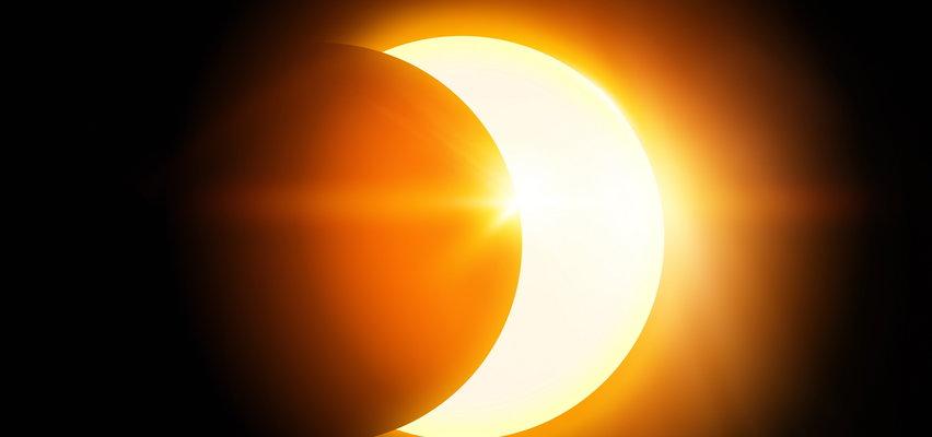 Zaćmienie Słońca. Jak je najlepiej oglądać i o której godzinie?