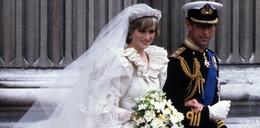 Diana po ślubie podcięła sobie żyły. To niejedyny ślubny skandal na dworze