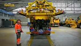 Lotnisko - odcinek 7: Jak działają wielkie maszyny na lotnisku?