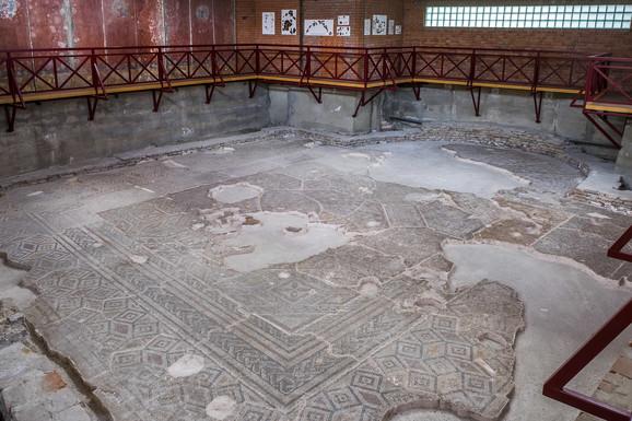 Ostaci antičke gradske vile