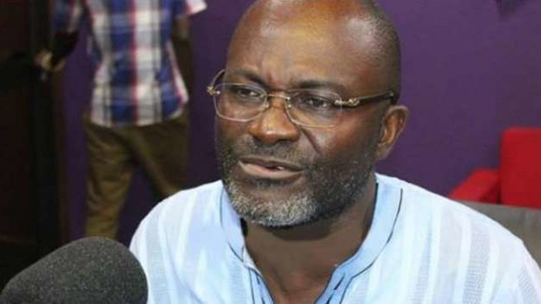 Member of Parliament (MP) for Assin Central, Kennedy Agyapong