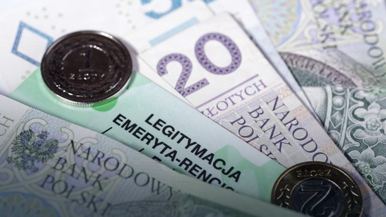 Waloryzacja emerytur i rent  - wskaźnik na 2017 r.: 100,44 proc.