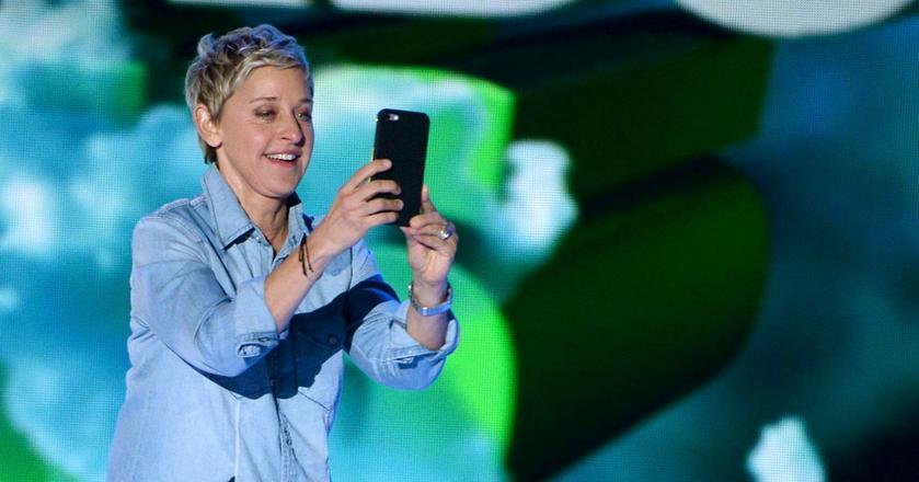 Ellen Degeneres będzie gwiazdą jednego z programów produkowanych przez YouTube