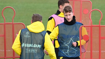 Reus fit to captain Dortmund at home to Man City