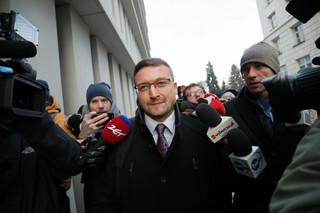 Wiceminister sprawiedliwości: Czynności Juszczyszyna wykraczają poza granice Konstytucji