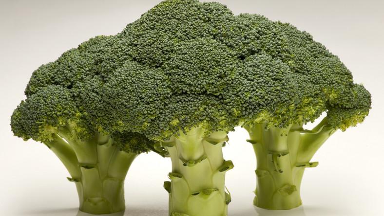 Brokuły działają antyrakowo