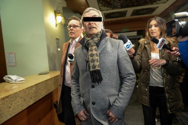 Andrzej B. były minister sportu zawiesił członkostwo w PO