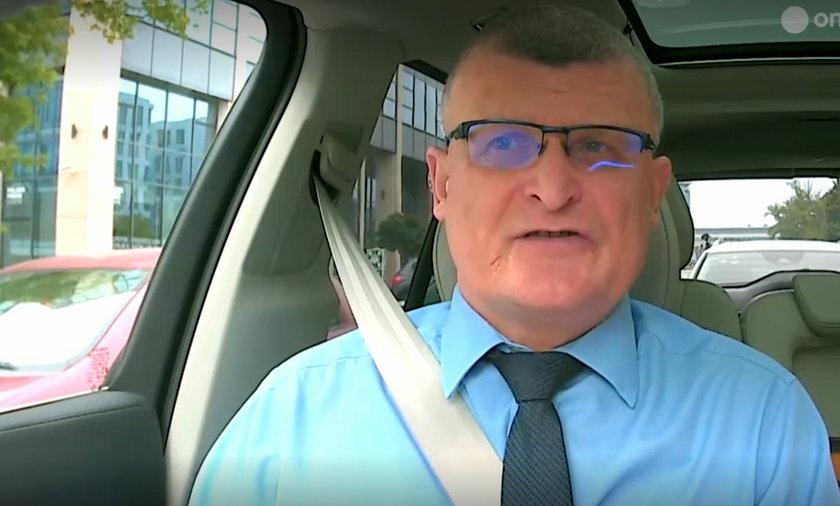 Dr Paweł Grzesiowski wyjaśnia, dlaczego sam był bez maseczki.