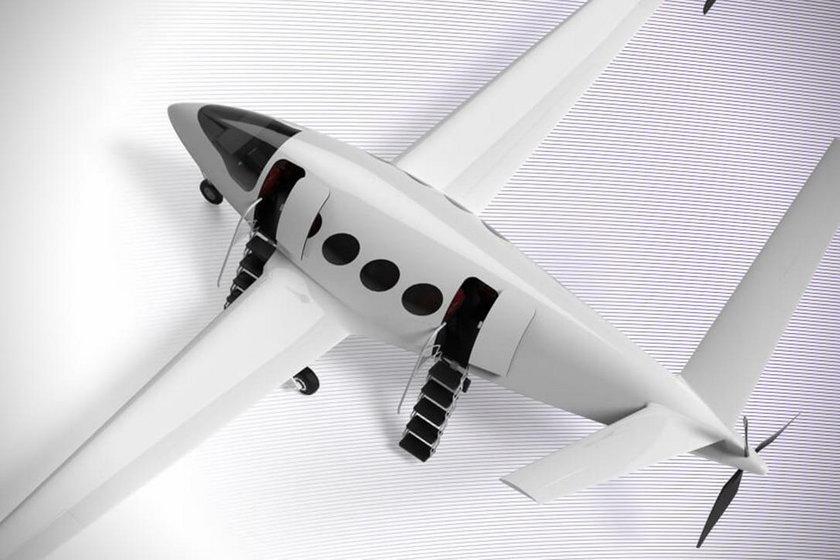 Tak wygląda przyszłość lotnictwa