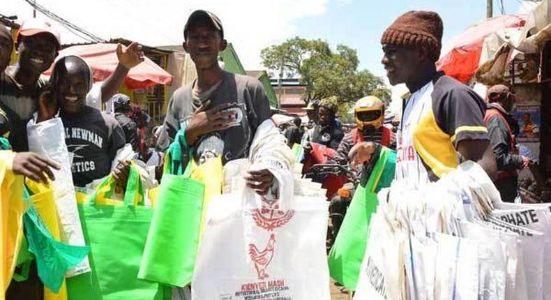 Clarification on which bags will be banned by NEMA from March 31, 2019