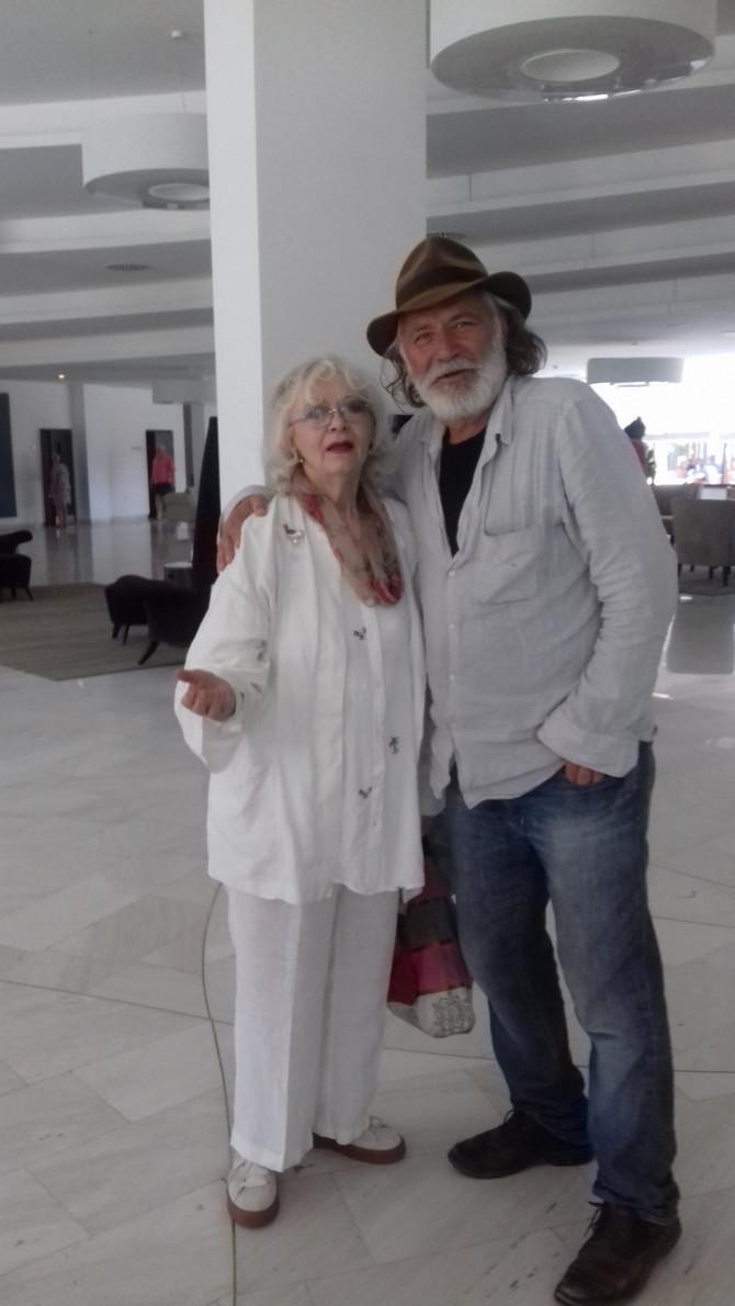 Milena Dravić i Rade Šerbedžija- veliki glumci i veliki prijatelji