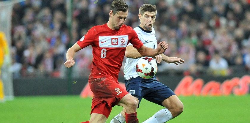 Grzegorz Krychowiak. Na Wembley wreszcie mógł poczuć się jak Gerrard