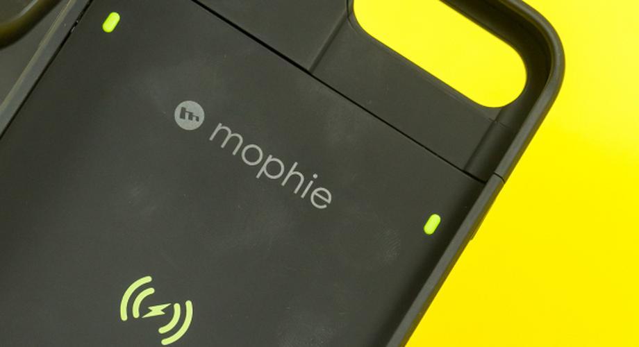 Test: mophie juice pack air für das iPhone 7 Plus
