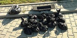 Wpadka Bułgarów z narkotykami