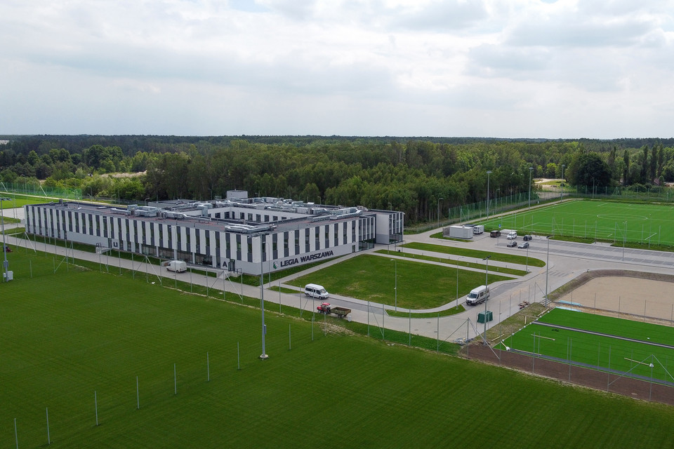 Legia Training Center