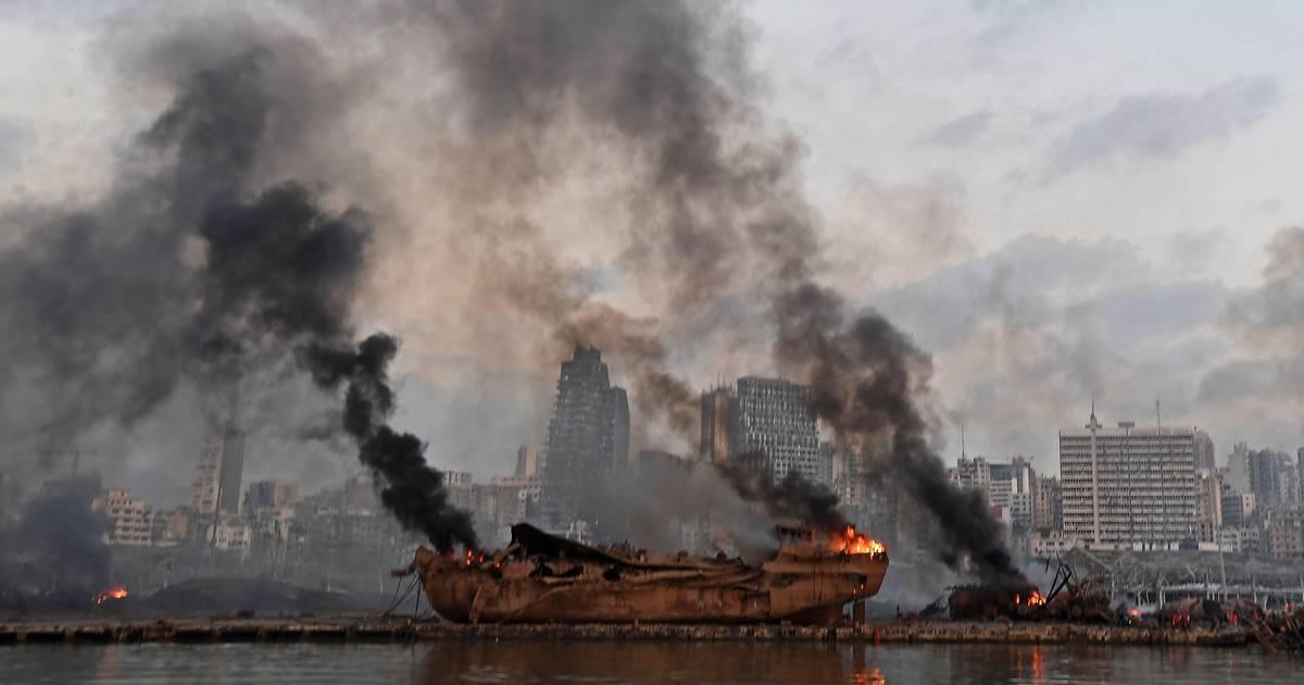 Nuklearer Anschlag in Beirut? Warum die Verschwörungs-Theorien nicht stimmten