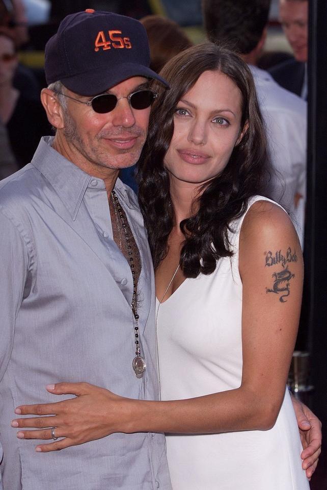 5. Angelina Jolie i Billy Bob Thornton