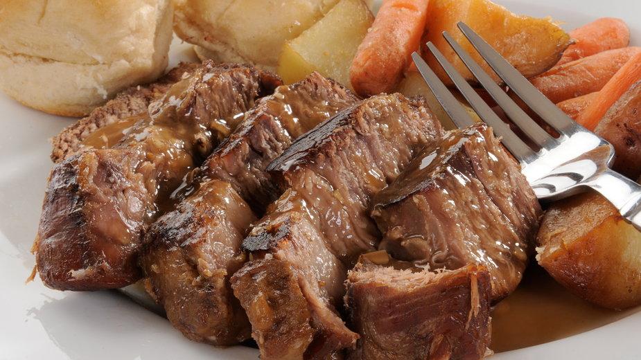 Szynka w sosie to doskonałe danie obiadowe -  MSPhotographic/stock.adobe.com