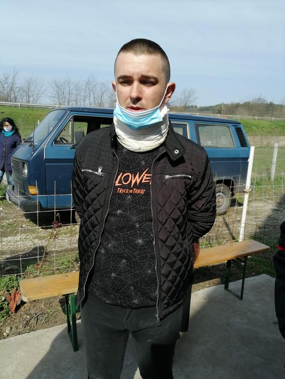 Nenad S. izgubio sina u teškoj saobraćajnoj nesreći na putu Zaječar - Negotin