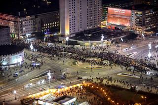 13 grudnia w Warszawie: Marsz 'Stop Dewastacji Polski!' na ulicach miasta [ZDJĘCIA]