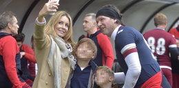 Majdan, Rozenek i jej dzieci razem. Ale zabawa!